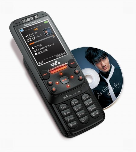 王力宏最新英文单曲 As Time Goes By Sony Ericsson W850i 全球独家收录