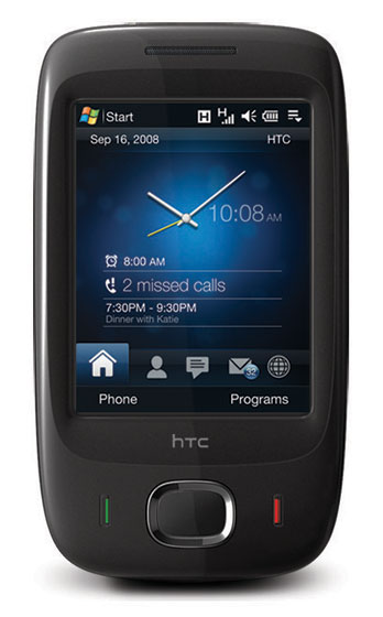 HTC 发表 Touch 3G, Touch Viva