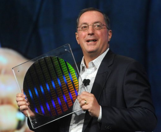 Intel 展示 32nm Westmere, Sandy Bridge