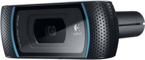 Logitech 发表 Full HD Web Cam