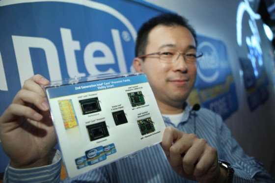 Intel 正式发表二代 Core: Sandy Bridge