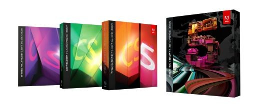 Adobe Creative Suite 5.5 将上市