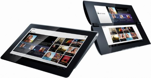Sony Tablet: Android 3.0 平板 S1, S2