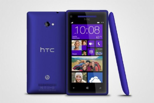 HTC 发表 Windows Phone 8X/8S