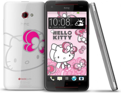 HTC Butterfly s Hello Kitty 限量版上市