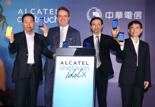 5吋 ALCATEL idol X 单机 $10900 上市