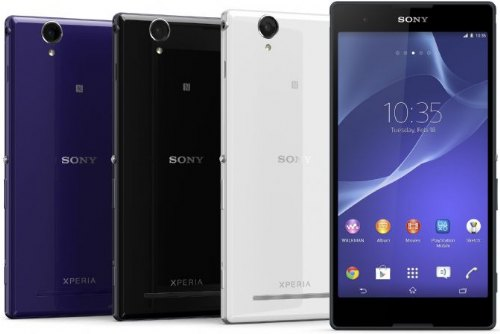 Sony发表六吋大萤幕 Xperia T2 Ultra