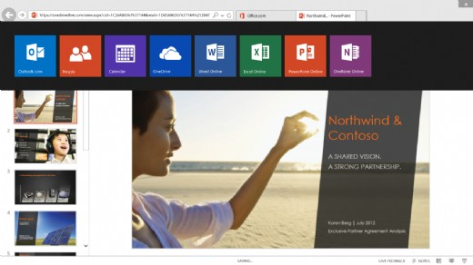 Office Web Apps正式更名为Office Online