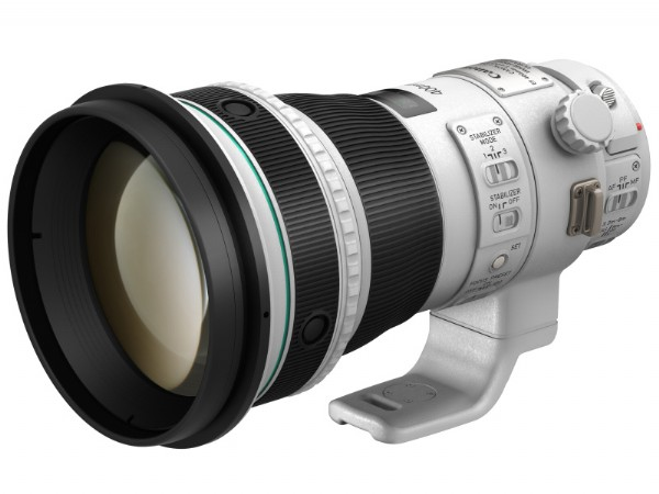 Canon 发表 EF 400mm、24-105mm、EF-S 24mm