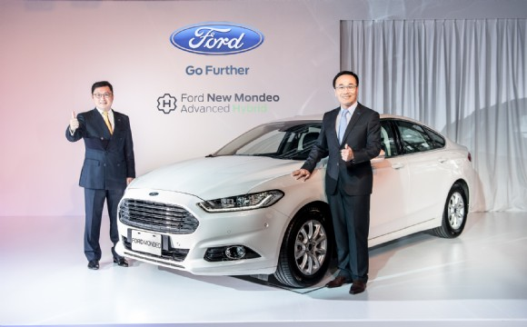 Ford New Mondeo Advanced Hybrid 油电混合车上市