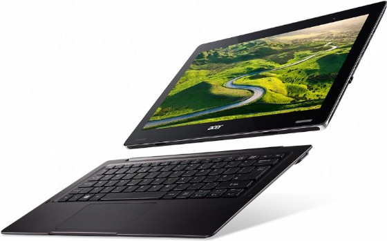 [CES] Acer 发表Aspire Switch 12 S 与商用 TravelMate P648