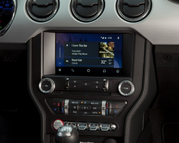 Ford SYNC AppLink 增添 Apple CarPlay、 Android Auto 与 4G LTE