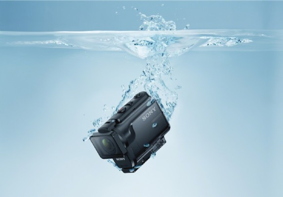 Sony Action Cam 加入新成员- HDR-AS50