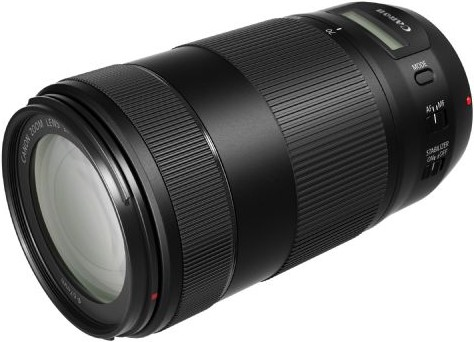 Canon EF 70-300mm f/4-5.6 IS II USM 上市
