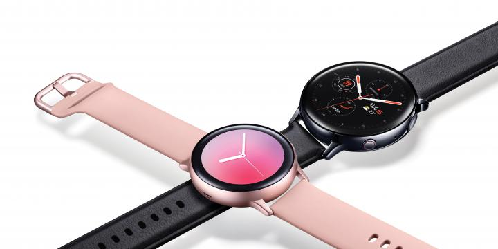 新一代Galaxy Watch Active2 在台上市