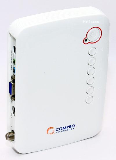 Compro V200 Hot3c